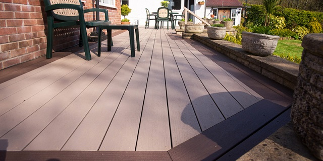 can you install composite over wood decking?