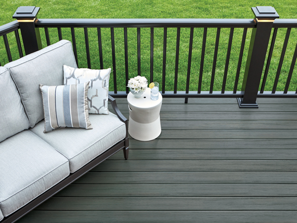composite decking expand and contract